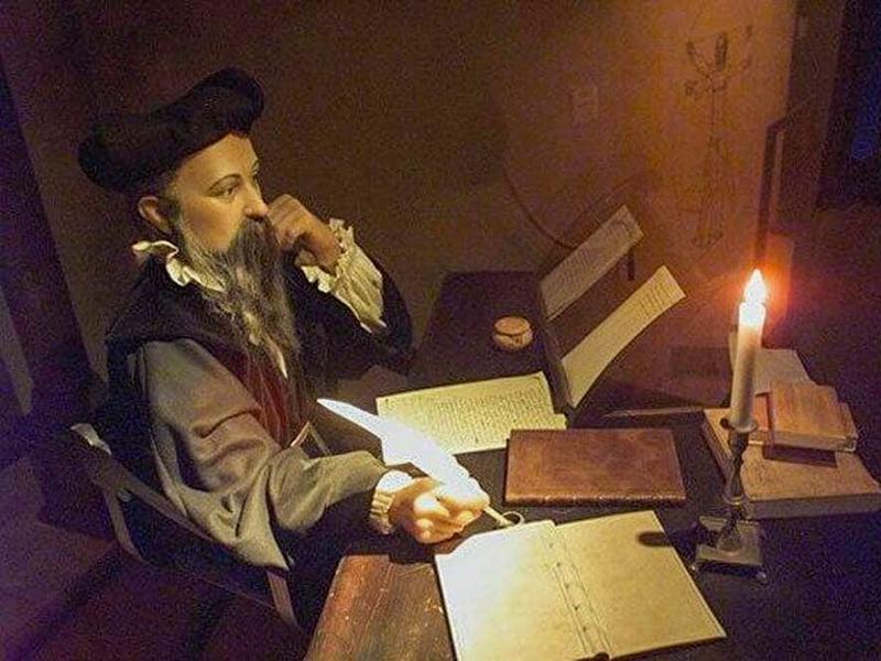Nostradamus, le devin le plus connu dans le monde